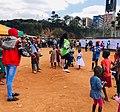 Long rope jumping at Mathare slum, Kenya.jpg