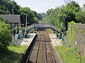 Looking down towards Hawarden railway station (2).JPG