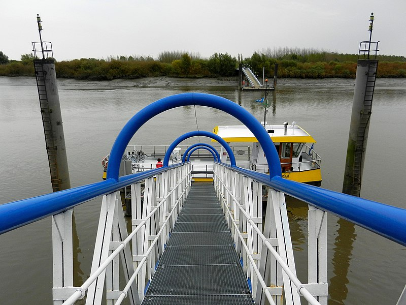 Loopbrug veerpont