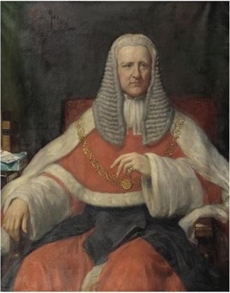 Chief Justice of the Common Pleas - John Coleridge, the last Chief Justice of the Common Pleas