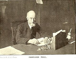 Louis Compton Miall Fullerian Professor of Physiology & Comparative Anatomy (1904-1906)