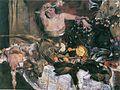 Lovis Corinth Großes Stillleben mit Figur 1911.jpg