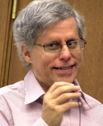 Paul Levitz - Levitz at the Butler Library in October 2014