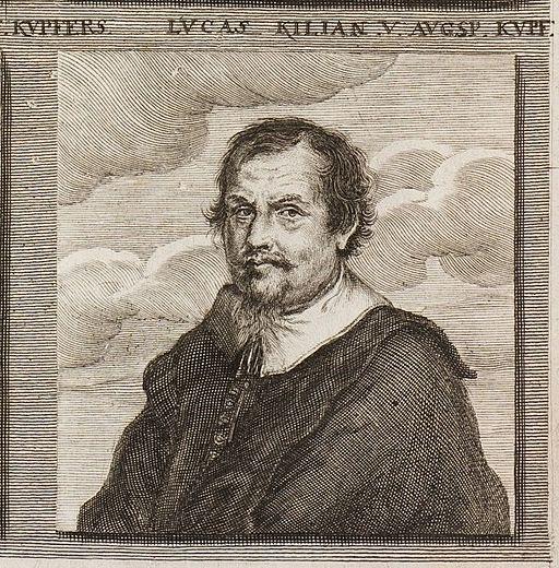 Lucas Kilian von Augsburg in the Teutsche Academie Pb-590