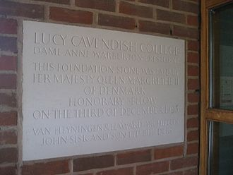 Sisk Group - Lucy Cavendish College, Cambridge