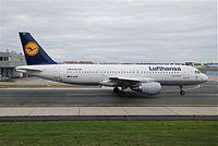 D-AIZE - A320 - Lufthansa