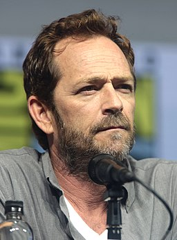 Luke Perry by Gage Skidmore 2