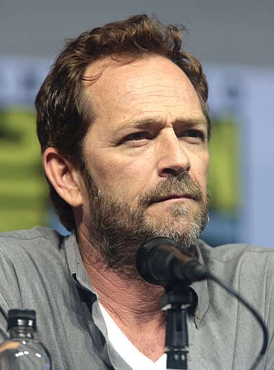 Luke Perry, American actor