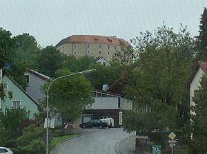 Lupburg - Restored Lupburg castle.