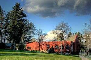 Concordia Lutheran Seminary - Concordia Lutheran Seminary on the grounds of Concordia University of Edmonton.