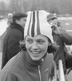 Lyudmila Titova speed skater