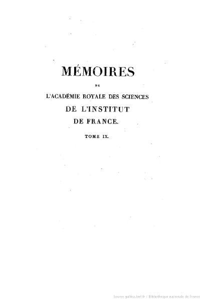 File:Mémoires de l'Académie des sciences, Tome 9.djvu