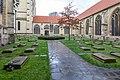 Münster, St.-Paulus-Dom, Domherrenfriedhof -- 2019 -- 3868.jpg