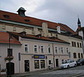 Měšťanský dům U Modré hvězdy (Forklovský) (Hradčany), Praha 1, Pohořelec 12, Hradčany.JPG