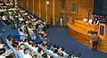 M. Venkaiah Naidu addressing the senior officers of the Ministry of Information & Broadcasting and Media Units, in New Delhi (2).jpg