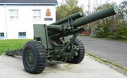 M114 155 mm Howitzer, Minto, NB (3).JPG