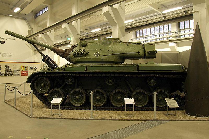 German M47 Patton