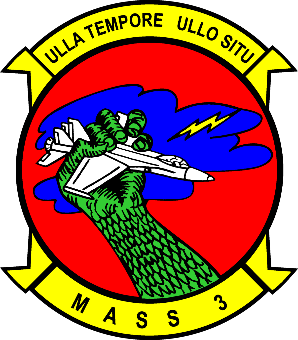 Marine Air Support Squadron 3 - Wikipedia