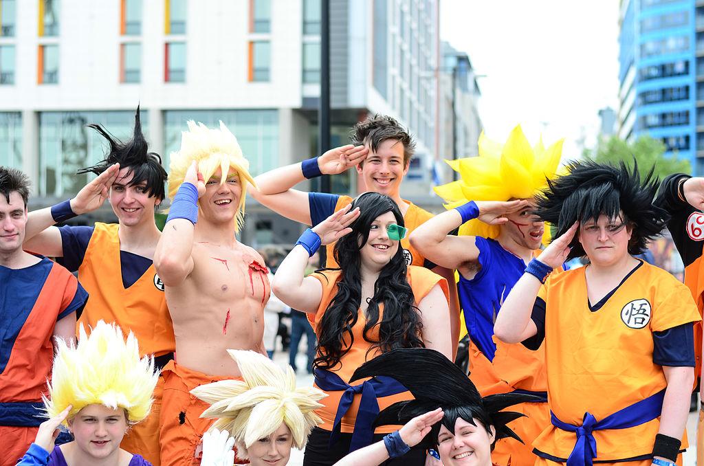 MCM London May 2015 - Dragon Ball Z (17850328388)