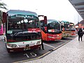 MC 澳門 Macau 關閘 Portas do Cerco 關閘廣場 Praça das Portas do Cerco border gate square bus terminus January 2019 SSG 09.jpg