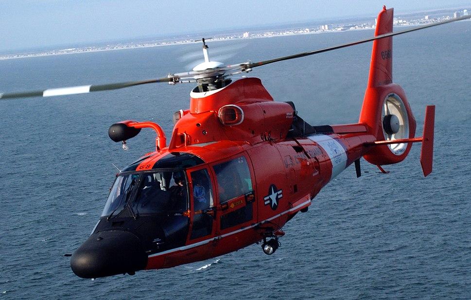 MH-65C Dolphin