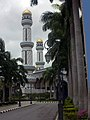 MINERETS OF BOLKIAN MOSQUE IN BRUNEI.jpg