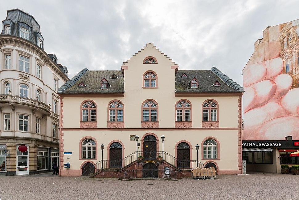MK10960 Marktstraße 16 Altes Rathaus