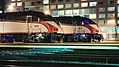 MPI MP36PH-3C locomotives of Caltrain at night.jpg
