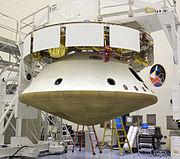 MSL final assembly 2011-7372