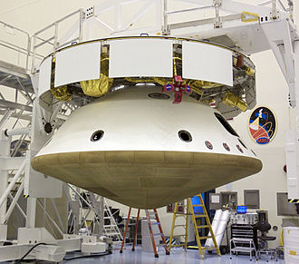 Mars Science Laboratory - Mars Science Laboratory in final assembly