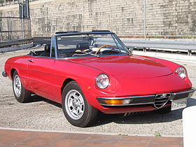 Alfa Romeo Spider Wikipedia - 1980 alfa romeo spider for sale