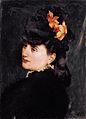 Madame Ernest Feydeau, by Carolus Duran.jpg