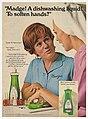 Madge - Palmolive Dishwashing Liquid, 1970.jpg