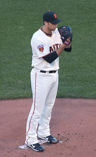 Madison Bumgarner - Bumgarner pitching on June 21, 2011
