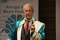 Madjid Sami at Uskudar University NPİstanbul Brain Hospital.jpg