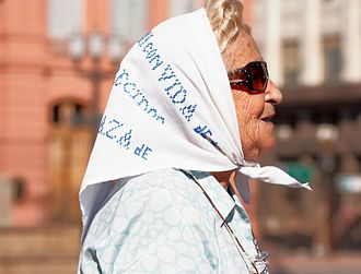 Mothers of the Plaza de Mayo - Mother of the Plaza de Mayo