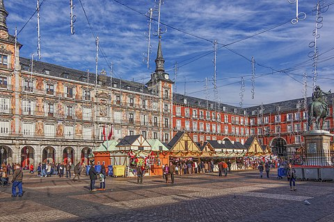 Madrid - Political and cultural capital of Spain