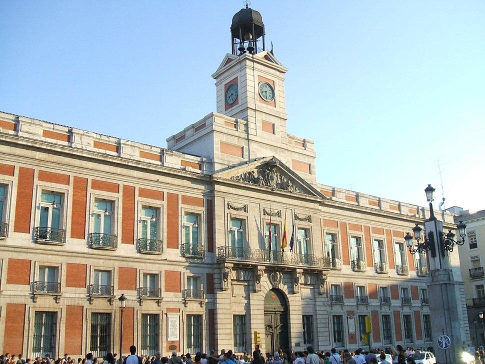 Madrid - Puerta del Sol 02
