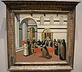 Maestro dell'osservanza, morte di sant'antonio, 1430-1435 circa.JPG