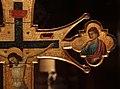 Maestro espressionista di santa chiara, croce processionale, umbria 1320 ca. 10.jpg