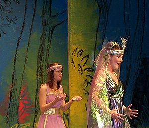 Fife Opera - The Magic Flute from 2006