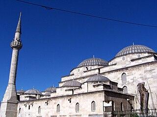 Mahmut Pasha Mosque, Eminönü Mosque in Istanbul, Turkey