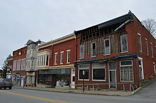 Union City, Pennsylvania Borough in Pennsylvania, United States