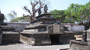 Hasanuddin of Gowa - Grave of Sultan Hasanuddin near Makassar