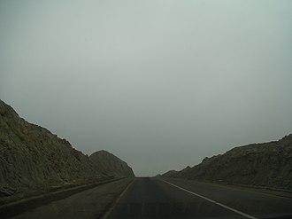 Makran Coastal Highway - Image: Makran Coastal Highway