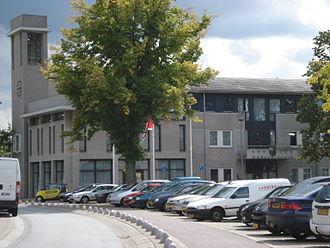 Malden, Netherlands - Town hall of Heumen.