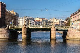 Malo-Kalinkin Bridge bridge in Russia