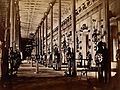 Malta; the armoury of the Governor's Palace. Photograph by H Wellcome V0037537.jpg