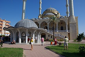 Mosque in Manavgat