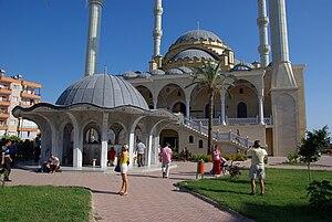 Manavgat - Mosque in Manavgat